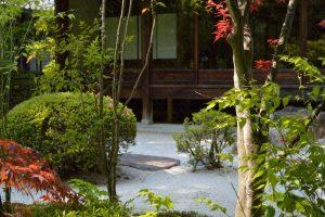 天授庵の庭園