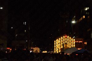 先祭の宵山