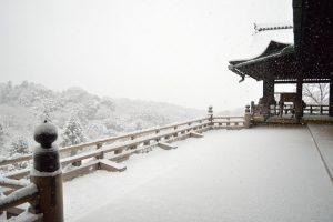 2017 雪の京都 清水寺