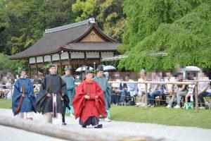 葵祭・上賀茂神社