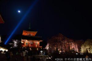 2018年 3月30日清水寺の桜