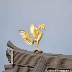 平等院鳳凰堂の鳳凰