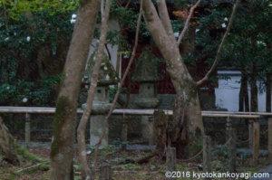 蓮華寺形灯篭