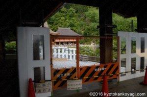 清水寺工事2020年6月