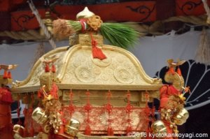 祇園祭東御座