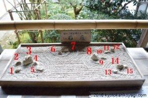 龍安寺石庭15