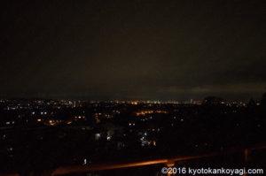法輪寺展望台夜景