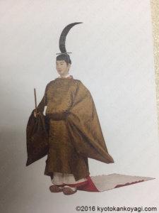 黄櫨染御袍
