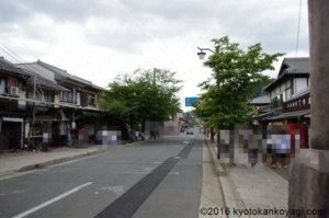 緊急事態宣言解除後の京都